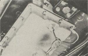 Plug in pan Toyota 4-Runner