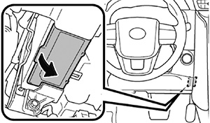 Крышка Toyota Fortuner