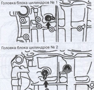 блок цилиндров двигателя Toyota Venza