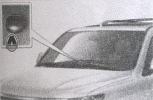 датчик управления фарами Toyota Land Cruiser 200