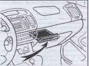 фильтр кондиционирования Toyota Camry, фильтр кондиционирования Toyota Solara