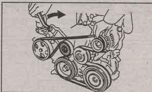 гидронатяжитель Toyota Celica
