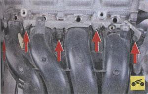электропневмоклапан Toyota Corolla, электропневмоклапан Toyota Auris