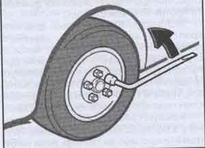 колесные гайки Toyota RAV4