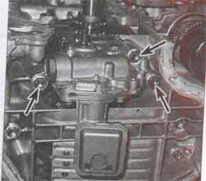 крепление насоса Toyota Camry