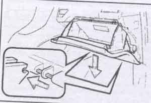 крышка фильтра Toyota Auris, крышка фильтра Toyota Corolla