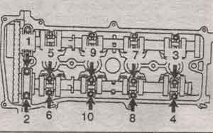 крышка подшипников Toyota RAV4