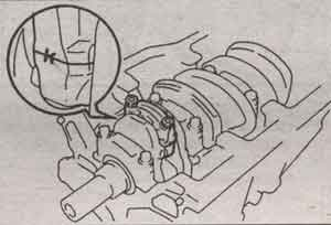 крышки шатуны двигателей Toyota