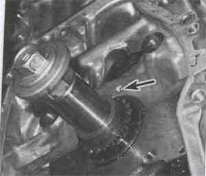 масляная форсунка Toyota Camry