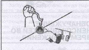 педаль акселератора Toyota Hiace Regius