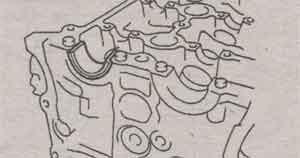 подшипник распредвала Toyota Camry