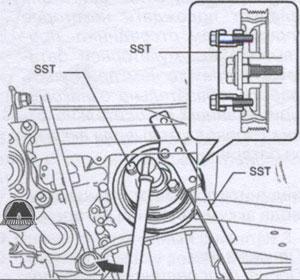 поликлиновый ремень Toyota Rav4
