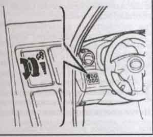 приборная подсветка Toyota RAV4