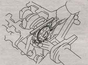 прокладка сальника двигателей Toyota