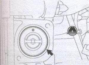 прокладка термостата Toyota Avensis
