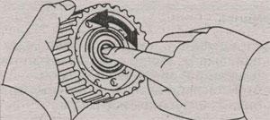 промежуточный шкив Toyota Hiace, промежуточный шкив Toyota Regius Ace