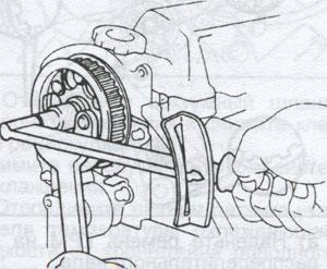 Распределительный вал Toyota Carina E