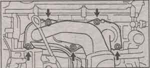 распредвал клапанов Toyota Camry