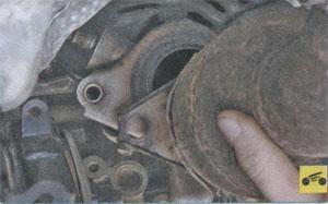 разъём клапана Toyota Corolla, разъём клапана Toyota Auris