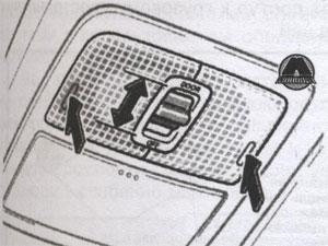 система освещения Toyota RAV4