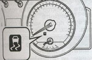 индикатор скольжения Toyota Land Cruiser 200