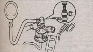 топливный насос Toyota Caldina