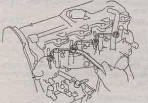 уплотнительная шайба Toyota (Тойота) 2L