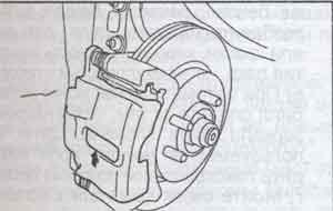 установка колеса Toyota Camry