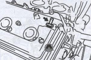 вентиляционный клапан Toyota Venza