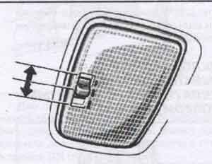 внутреннее освещение Toyota RAV4