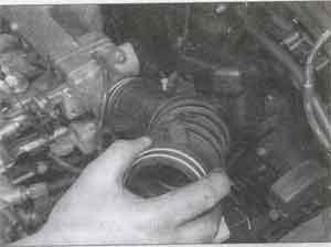 воздухопровод Toyota Avensis