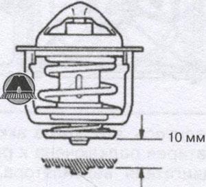 впускной патрубок Toyota Avensis