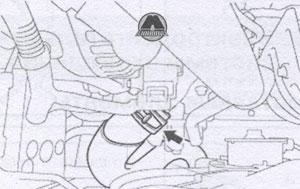 впускной патрубок Toyota Camry