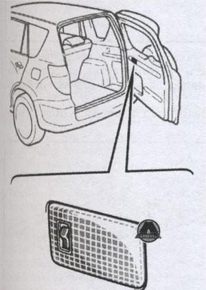замок зажигания Toyota RAV4