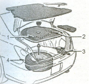 Запасное колесо Toyota Solara