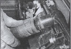 засорение системы Toyota Camry