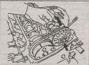 звёздочка распредвала Toyota RAV4