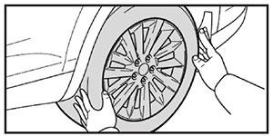 Колесной диск Toyota Highlander с 2013